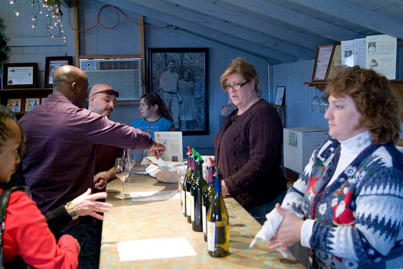 Garre Winery Tasting Room