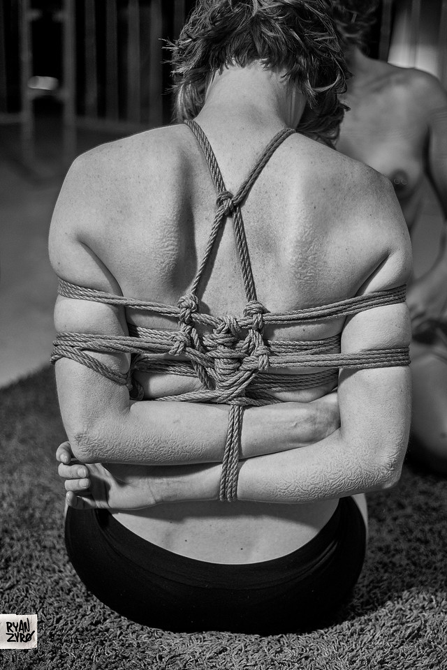 Rope by MasterslaveM at the Alaska Center for Alternative Lifestyles