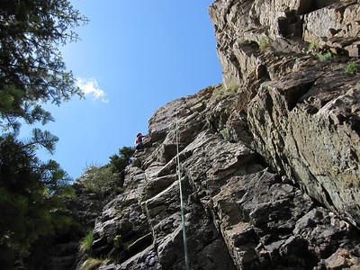 Big Cottonwood Canyon, Utah - 5/24/2012