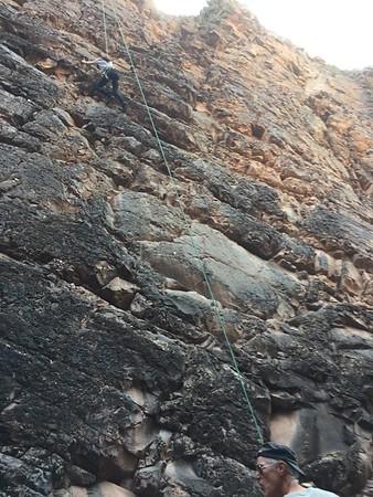 Dike Wall, Ridgway CO - 7/16/2018