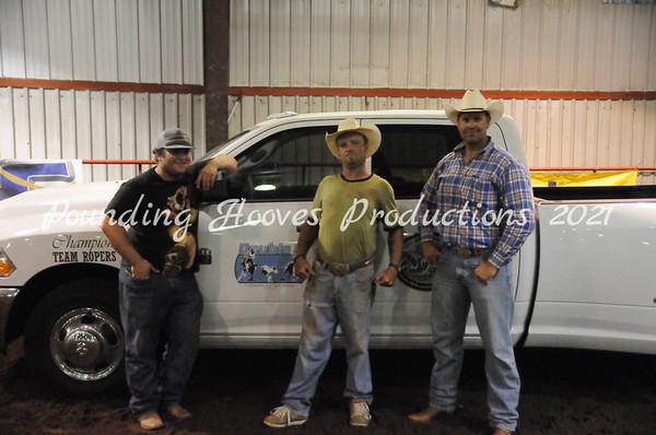 Truck Roping, Farmington, NM 7-14-12