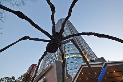 Roppongi Hills Big Spider