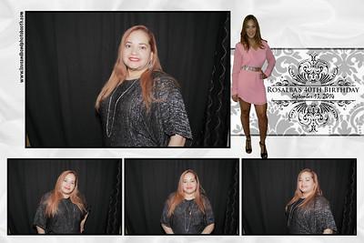Rosalba's 40th Birthday