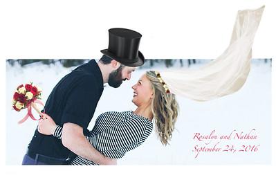 Rosalyn and Nathan's Wedding