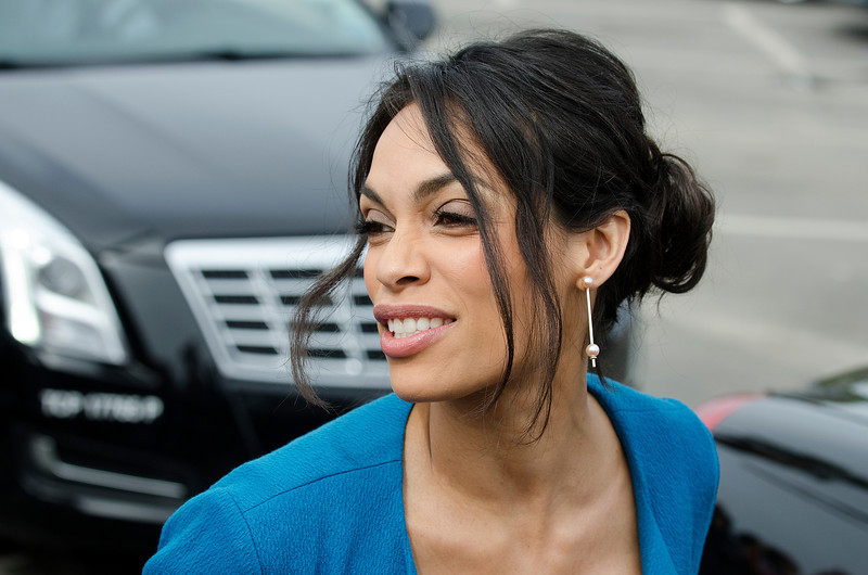 Rosario Dawson - Independent Spirit Awards 2014