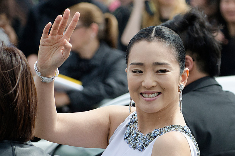 Gong Li- Independent Spirit Awards 2014