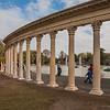 Parque Independencia of Rosario, Argentina