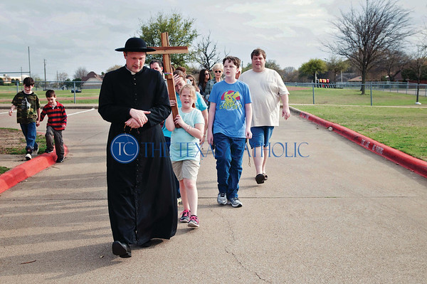 Rosary Walk w/ Fr. Jason Cargo