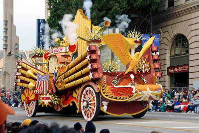 Rose Bowl Parade 2004