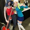 Marceline and Fionna