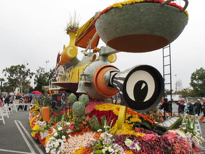 Rose Floats 2011