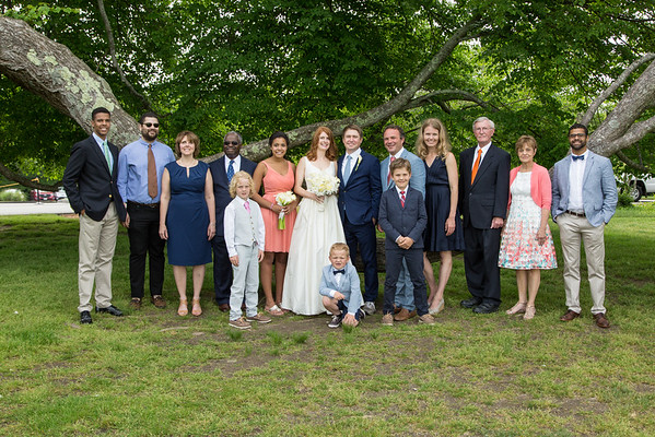Rose and Chris wedding