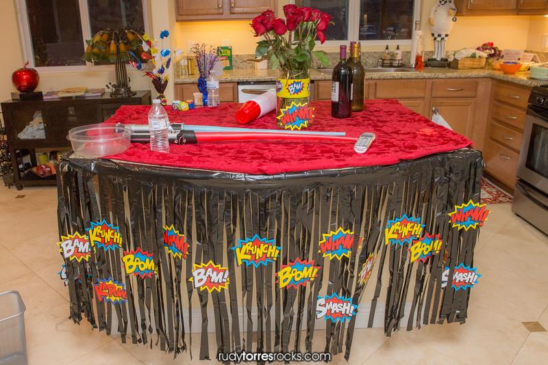 Rose's Super Birthday Bash 3.19.2016 Rudy Torres | RudyTorresRocks.com