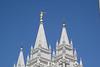 slc temple roof peaks