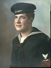 dean navy uniform