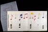 music notes Vi