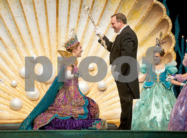 10/15/15 82nd Annual Rose Festival - Coronation Rehearsal by Sarah Miller
