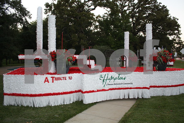 10/16/14 The Strutters Host 75th Anniversary Rose Festival Bash & Concert With Edwin Holt by David Thomas