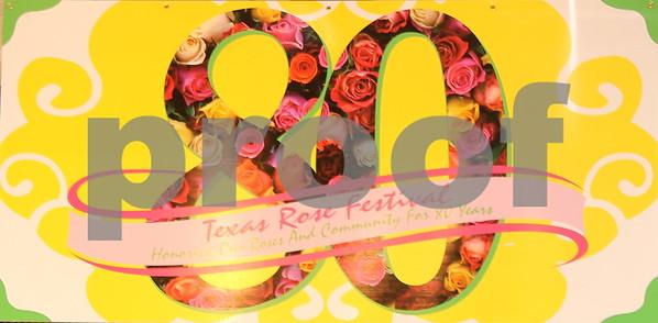 10/17/13 80th Annual Texas Rose Festival - Prayer Service by James Bauer & Sarah Miller