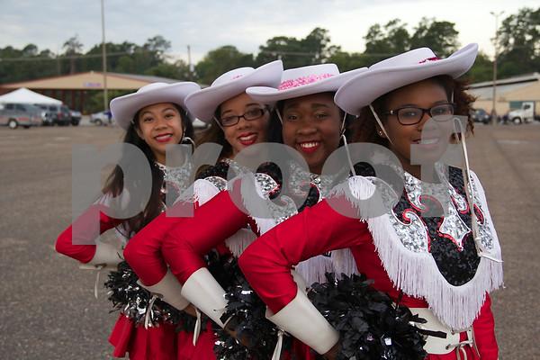 10/18/14 81st Annual Texas Rose Festival - Parade by John Murphy, Kevin Hampton, Sarah Miller, Chris Rinehart, Linden Black, Don Spivey, Rich Tessaro, Vicky Tessaro & David Thomas