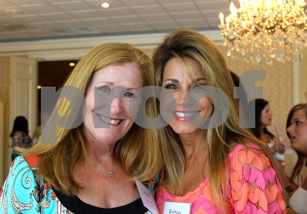 7/17/13 Friends Of The Rose 2013 Luncheon & Style Show by Susan Wells