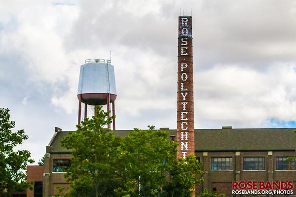 Towering Rose Polytechnic