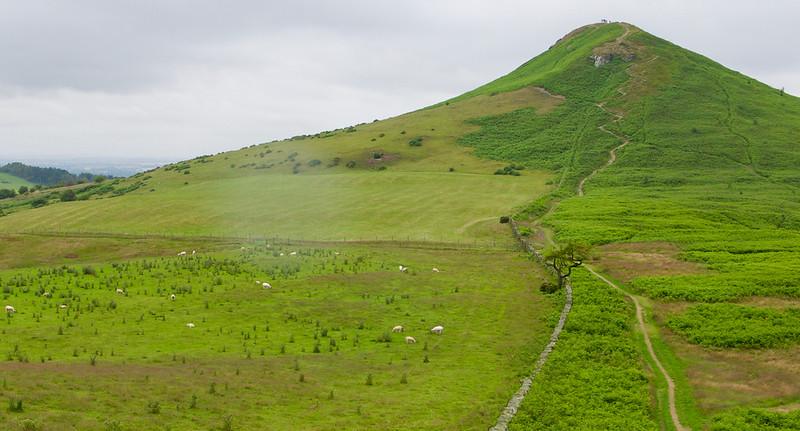 Roseberry Topping 320 m n.m.