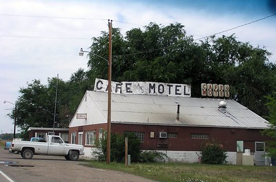 I like to stay in budget motels but this might even be below my standards.