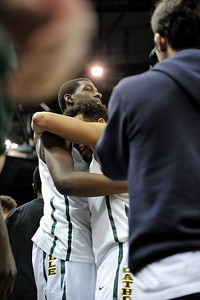 One thing that struck me this year was how much mentoring Isaiah Briscoe did with Naz Reid.   Briscoe was once the freshman phenom, and knew all about what Reid was dealing with as he made his adjustments.  Not only was it another example of Briscoe's leadership, but the mentoring was an example of the best attributes of the Roselle Catholic tradition.