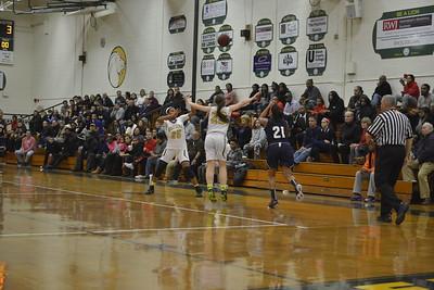 RC Girls Basketball vs Willingboro 12/28/2015