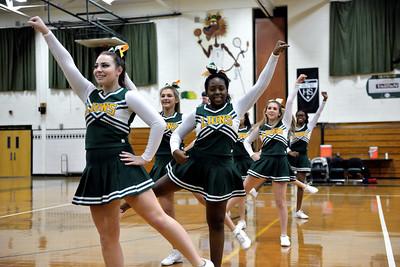 Roselle Catholic Girls vs Willingboro 12/28/15 Edited