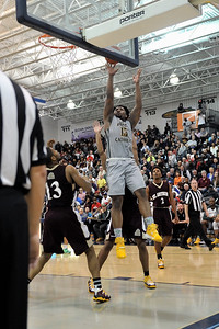 Matt Bullock owned that spot at the basket since he was a freshman.