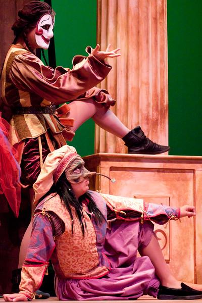 Theater production SMC