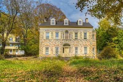 AJ Snyder House, Route 213, Rosendale, New York, USA