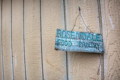 Rosendale Food Pantry