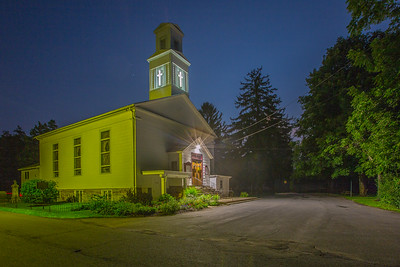 First Reformed Church, Bloomington, New York, USA