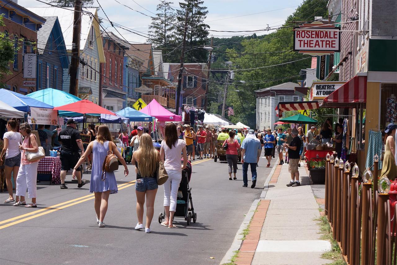 Rosendale Street Festival 2017