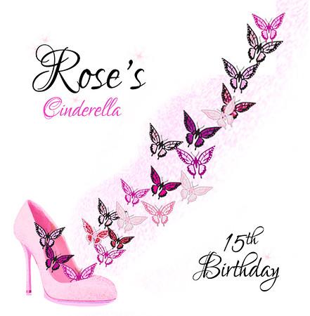 Rose's Cinderella 15th Bday