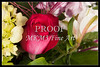 Red Rose Picture in Spring Bouquet 8025.02