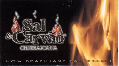 2006-3-26 Sal & Carvão Churrascartia