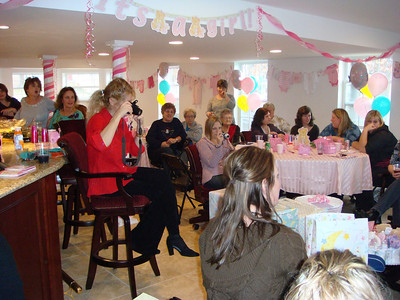 20080106 Baby Shower for Jessica(and Baby Sophia)