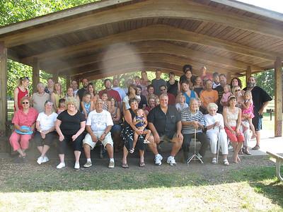 2008 Izzo Family Picnic