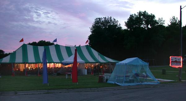 Tent-Night