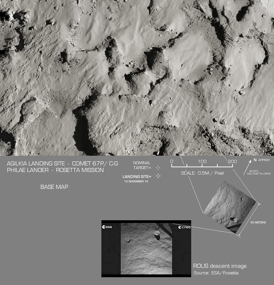 Geomorph Basemap plus ROLIS image