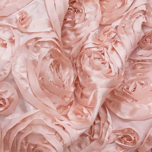 Blush Rosette