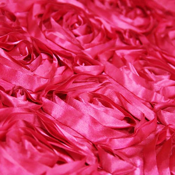 Fuchsia Rosette