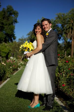 Rosie & Ian's Wedding - no edit