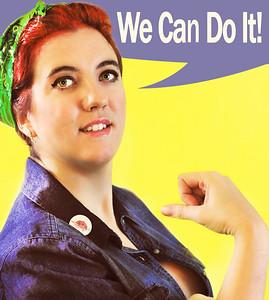 Rosie the Riveter Cancer Celebration