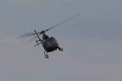 Fennec on approach