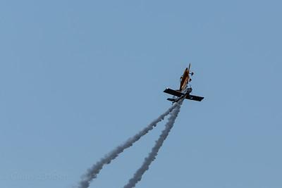 Crossing in the sky